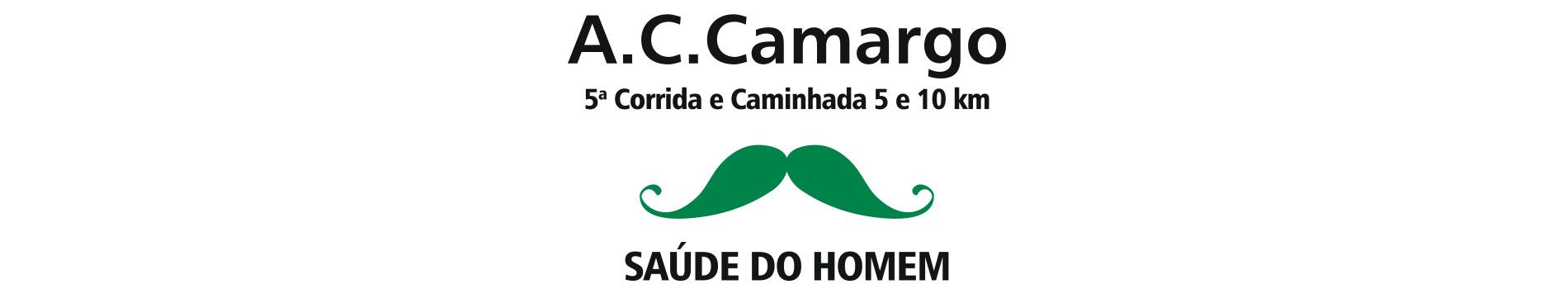 5ª CORRIDA E CAMINHADA 5 E 10KM A.C CAMARGO - SAÚDE DO HOMEM - Imagem de topo
