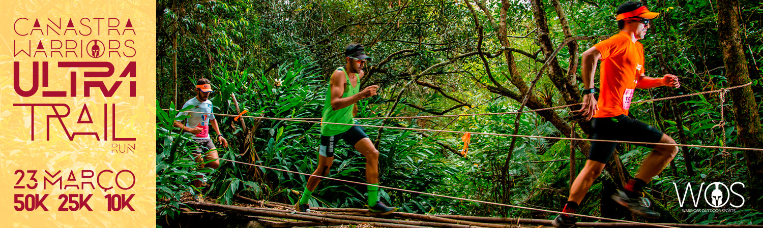 CANASTRA WARRIORS - ULTRA TRAIL RUN