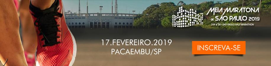13ª MEIA MARATONA INTERNACIONAL DE SÃO PAULO 2019