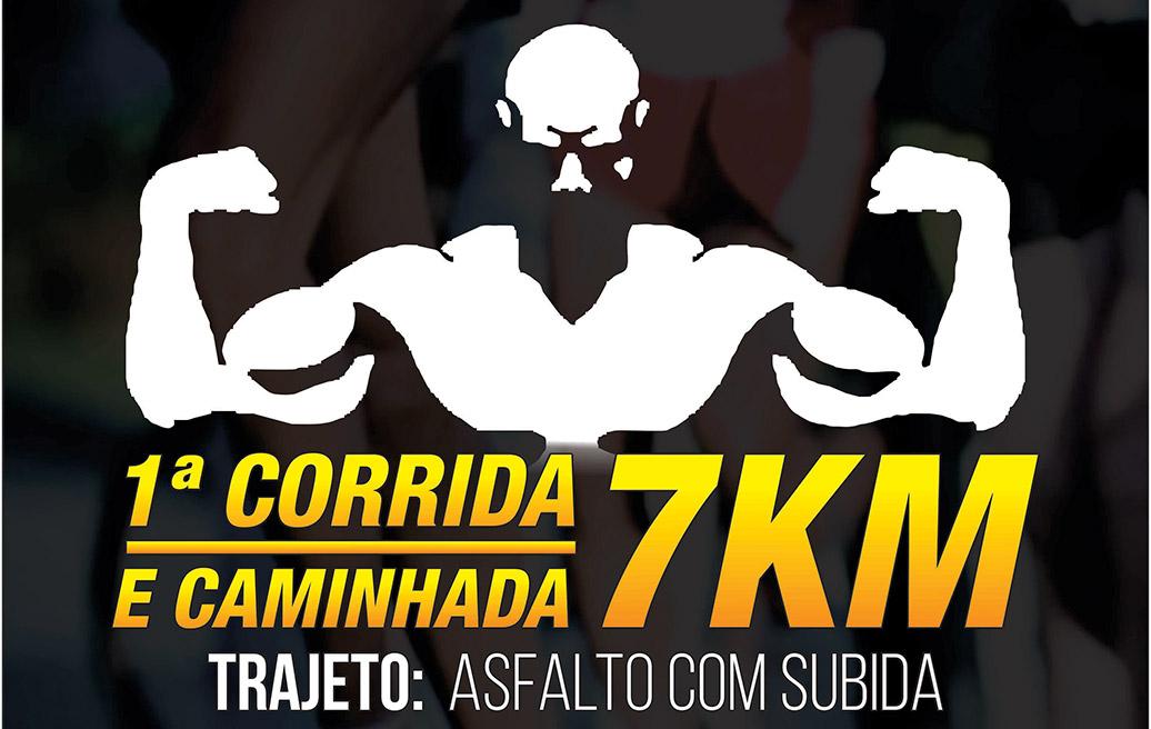 1ª CORRIDA E CAMINHADA ACADEMIA FIT FORMA - 2018 - Imagem de topo