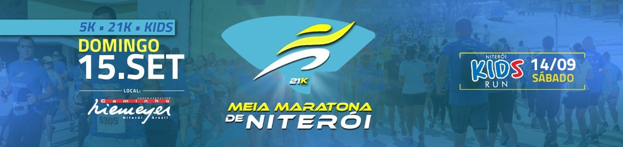 Meia Maratona de Niterói 2019