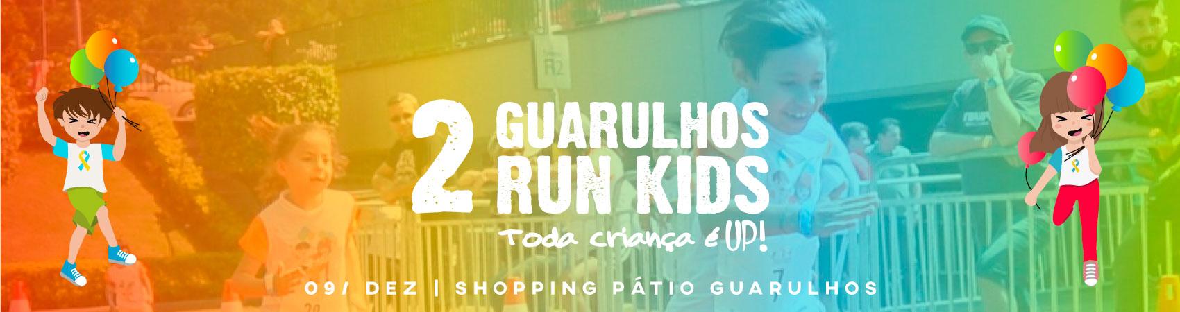 2ª GUARULHOS RUN KIDS