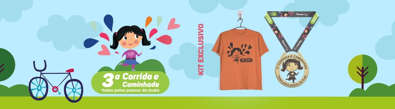 3ª CORRIDA E CAMINHADA TODOS PELOS PASSOS DA DUDA
