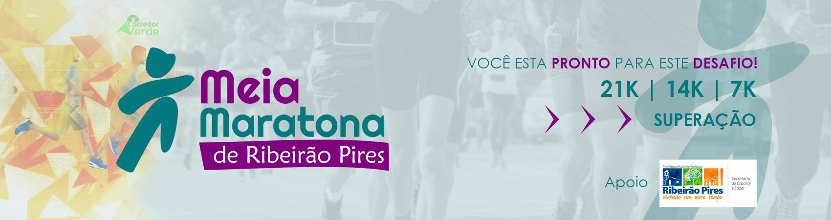 1ª MEIA MARATONA DE RIBEIRÃO PIRES