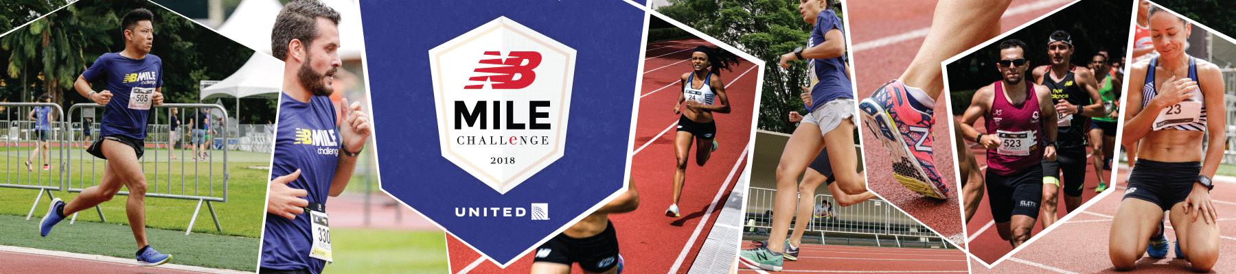 NEW BALANCE MILE CHALLENGE 2018 - Imagem de topo