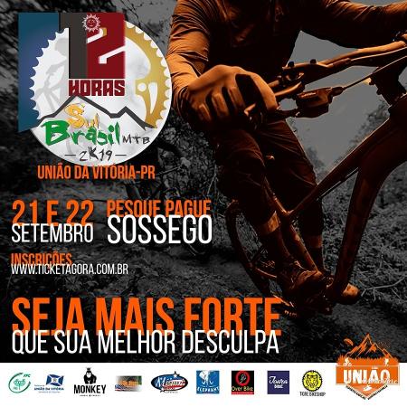 12 Horas mountain Bike Sul Brasil