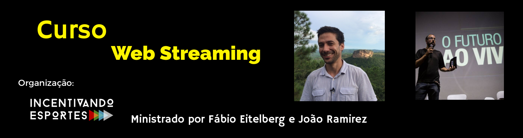 Curso Web Streaming
