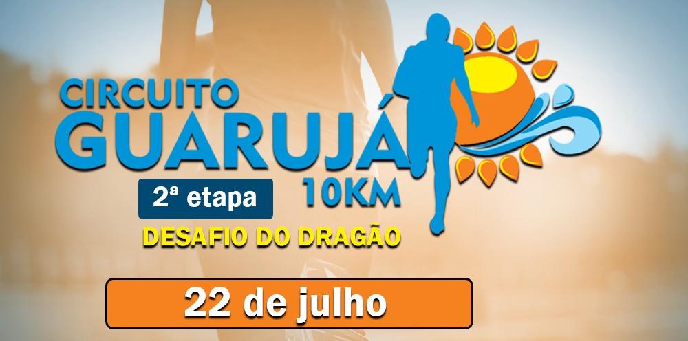 2ª Etapa do Circuito Guarujá - DESAFIO DE DRAGÃO - Imagem de topo
