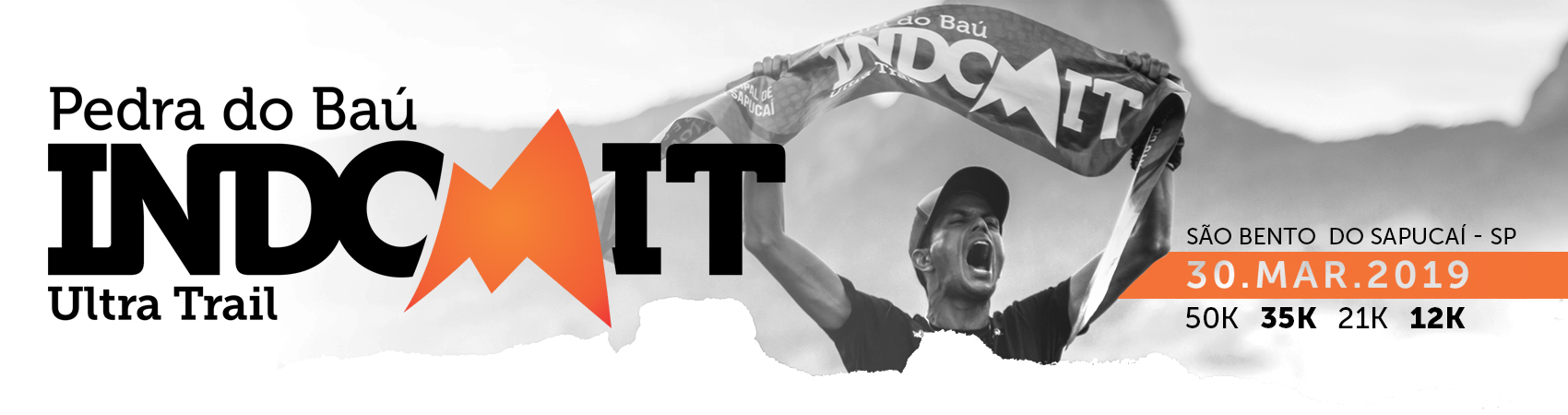 INDOMIT PEDRA DO BAÚ - ULTRA TRAIL 2019