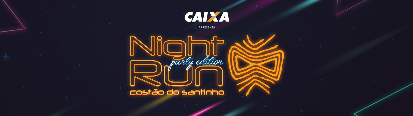 NIGHT RUN COSTÃO DO SANTINHO - 2019