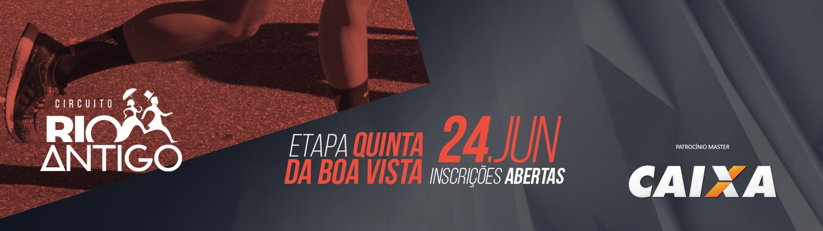 CIRCUITO RIO ANTIGO 2018 - Etapa Quinta da Boa Vista - Imagem de topo