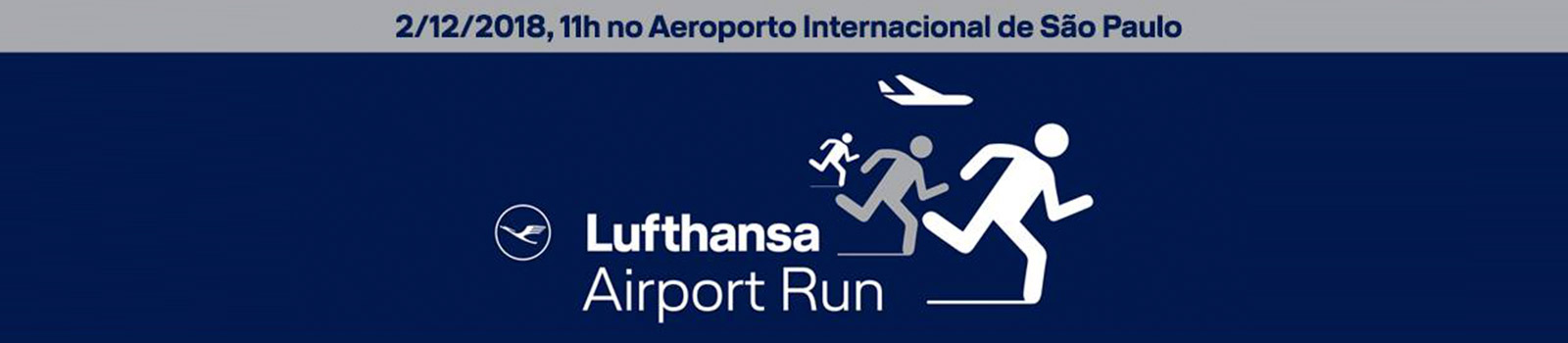 LUFTHANSA AIRPORT RUN