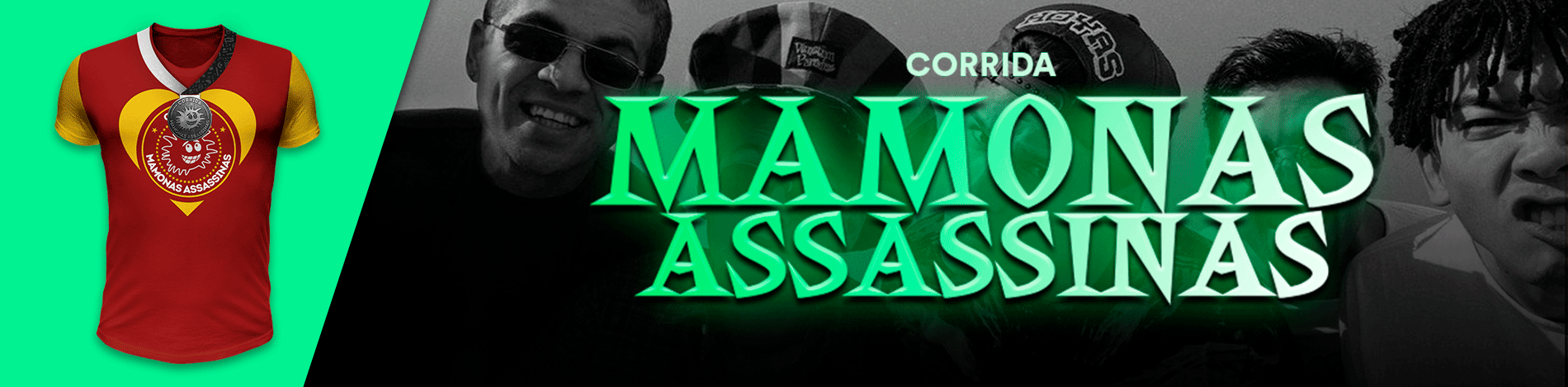 CORRIDA MAMONAS ASSASSINAS