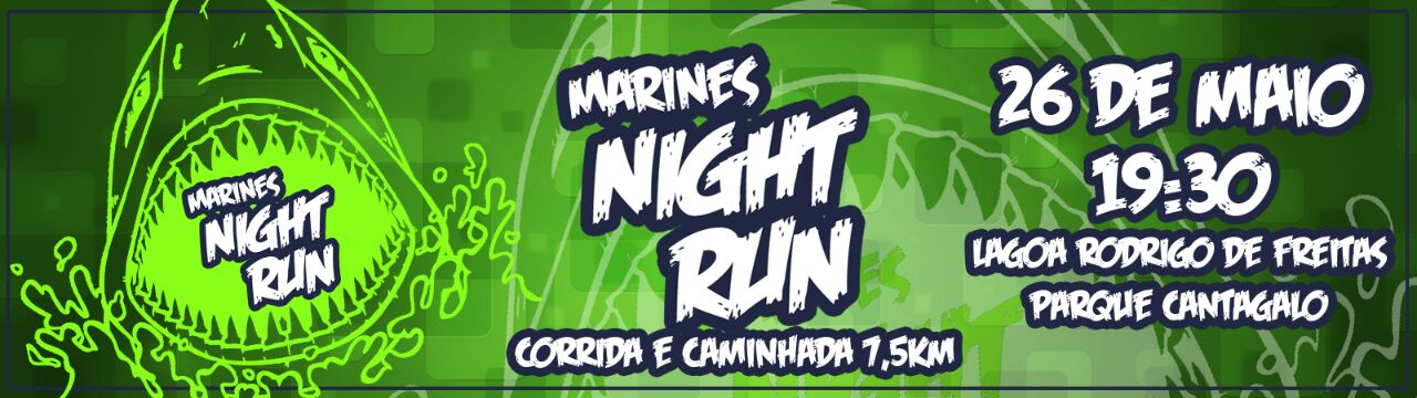 MARINES NIGHT RUN