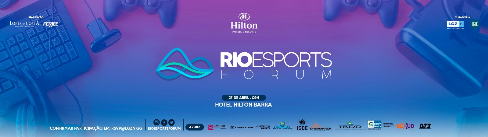 Rio Esports Forum