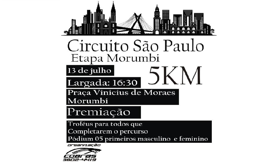 CIRCUITO SÃO PAULO - MORUMBI