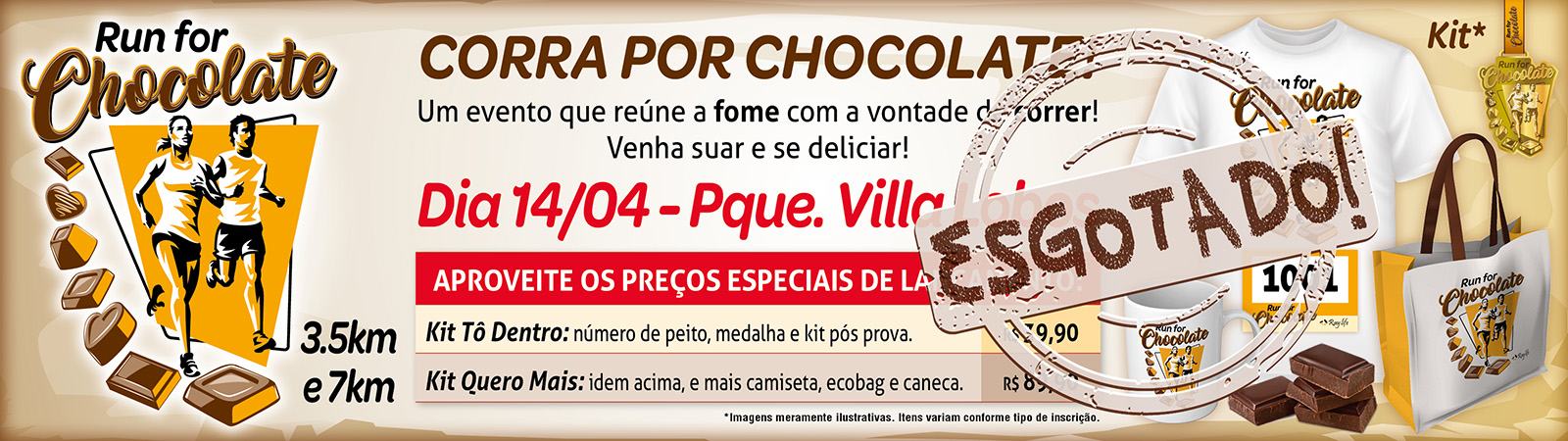 Run for Chocolate 2019
