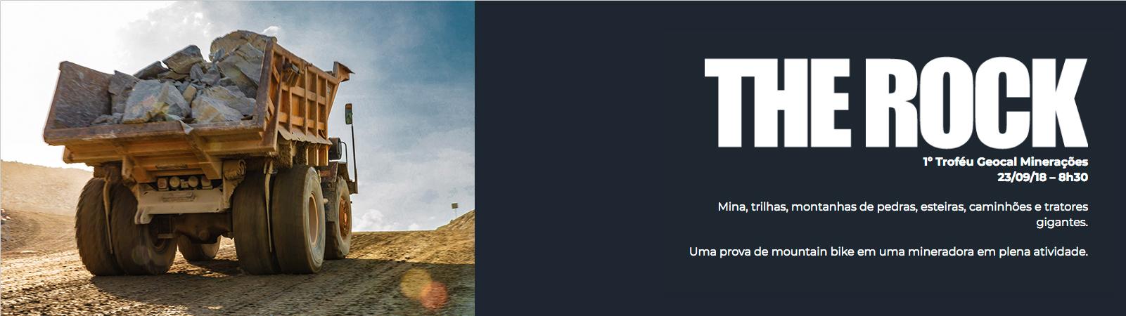 THE ROCK MTB - Imagem de topo