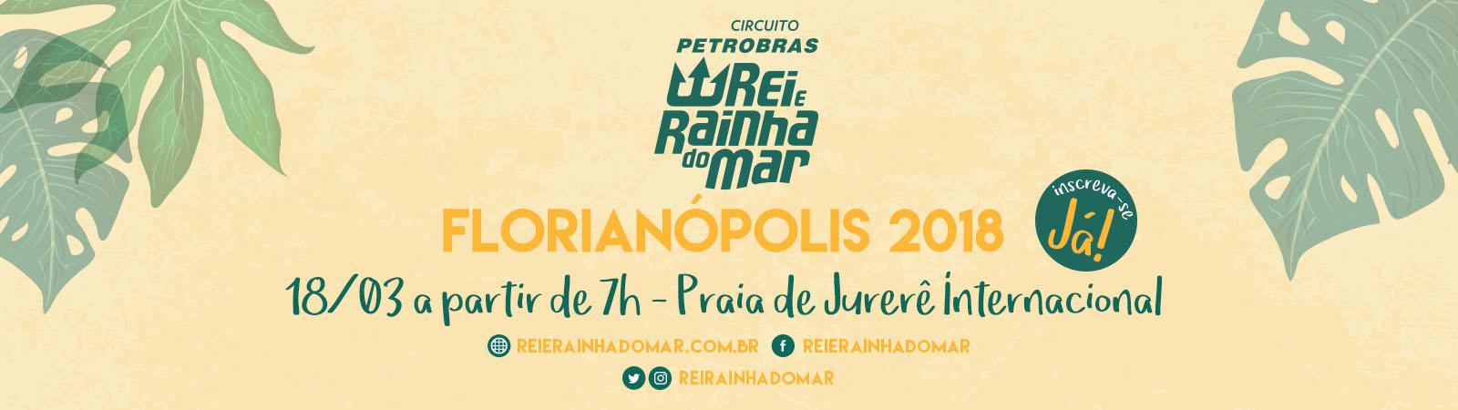 CIRCUITO PETROBRAS REI E RAINHA DO MAR - ETAPA FLORIANÓPOLIS