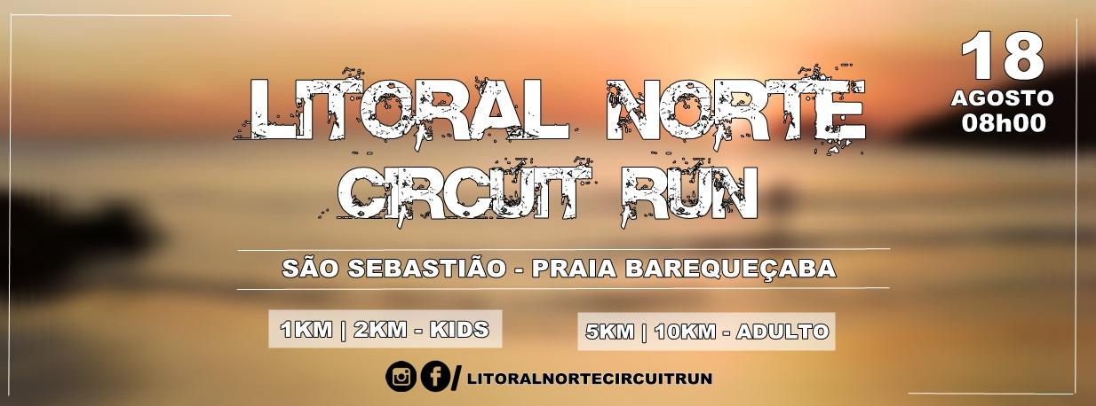 Litoral Norte Circuit Run 2019 - 3ª ETAPA