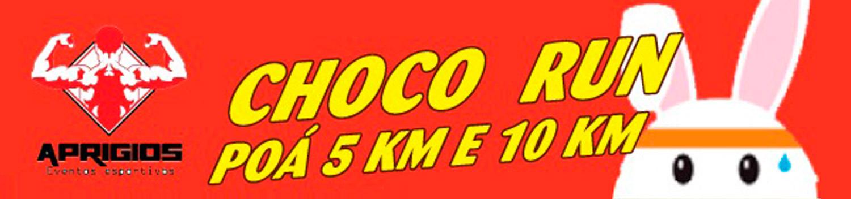 CHOCO RUN POÁ - 5 e 10km