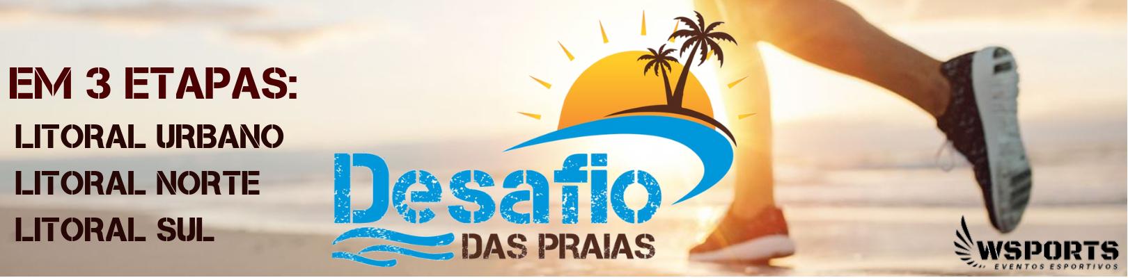 DESAFIO DAS PRAIAS - SEGUNDA ETAPA LITORAL NORTE
