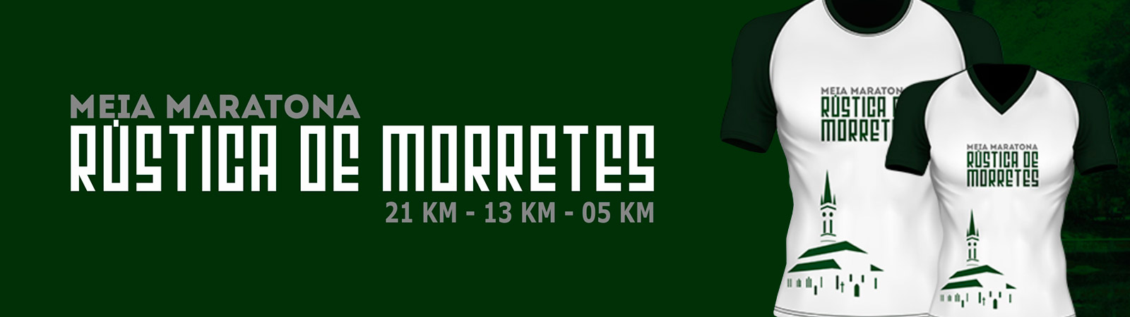 MEIA MARATONA RÚSTICA DE MORRETES - Imagem de topo