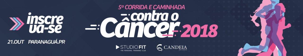 5 Corrida Contra o Câncer StudioFit Candeia 2018