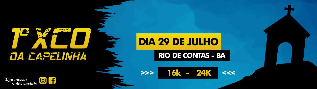 1° XCO DA CAPELINHA DE MTB DE RIO DE CONTAS - CHAPADA DIAMANTINA