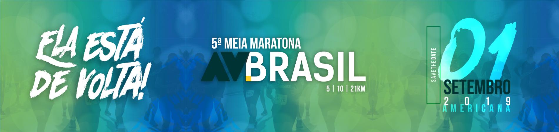 MEIA MARATONA AVENIDA BRASIL 2019