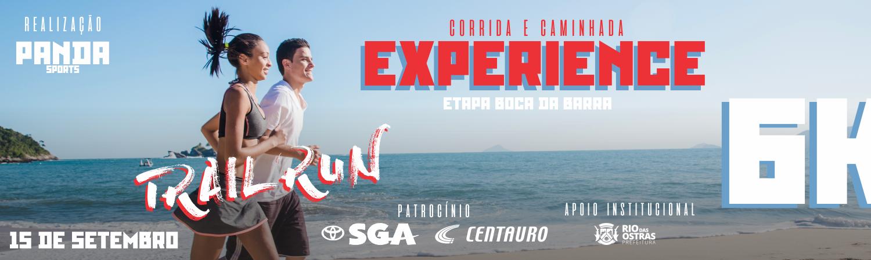 EXPERIENCE TRAIL RUN -  ETAPA BOCA DA BARRA