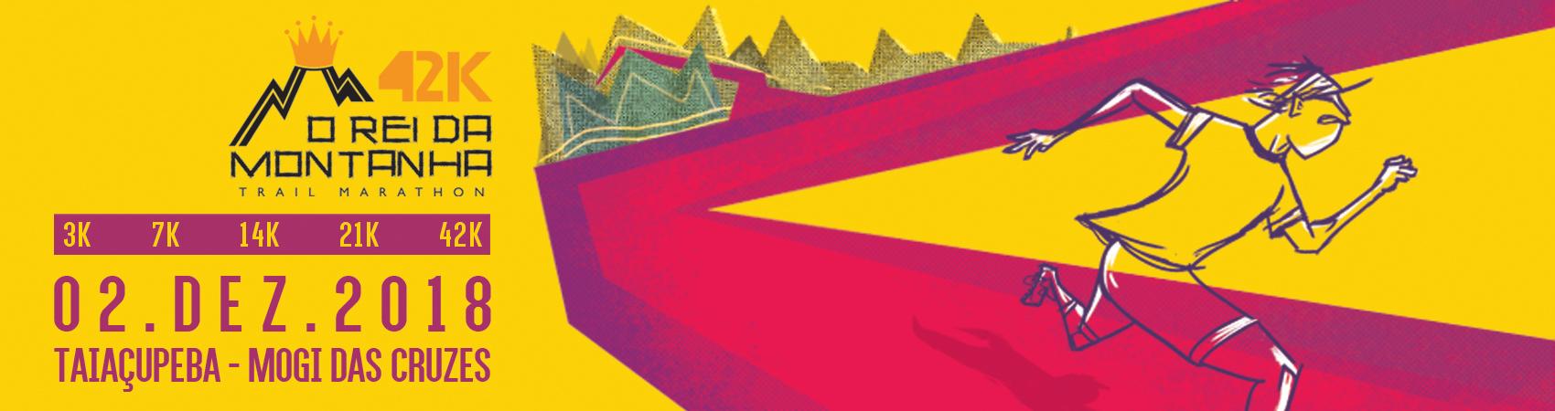 O REI DA MONTANHA - TRAIL MARATHON - Imagem de topo