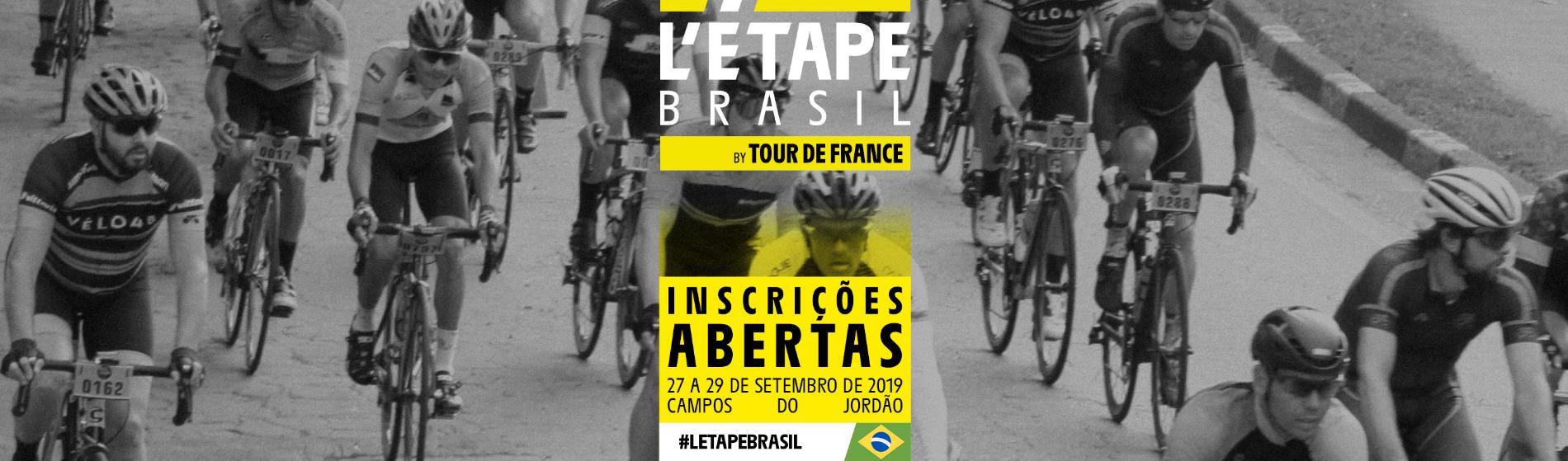 L'ÉTAPE BRASIL BY LE TOUR DE FRANCE - 2019