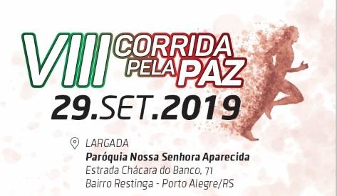 8ª CORRIDA PELA PAZ DA RESTINGA