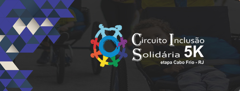 circuito inclusão SOLIDÁRIA 5K