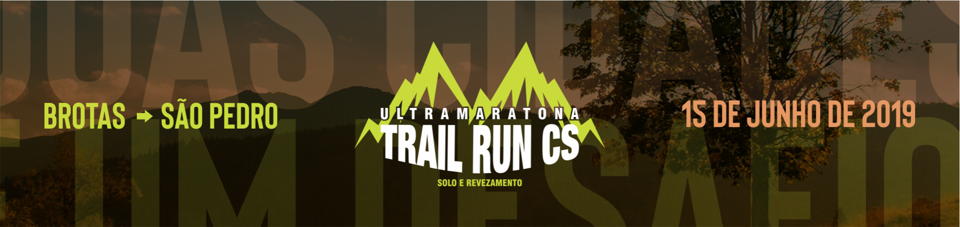 ULTRAMARATONA TRAIL RUN CS