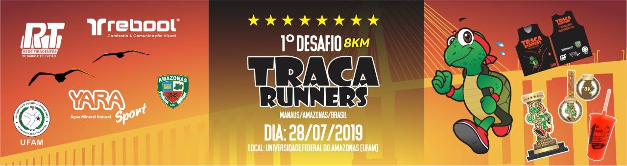 1º Desafio Traca Runners