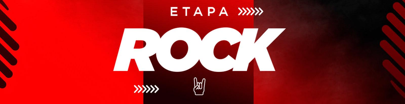 PARANÁ RUNNING - ETAPA ROCK