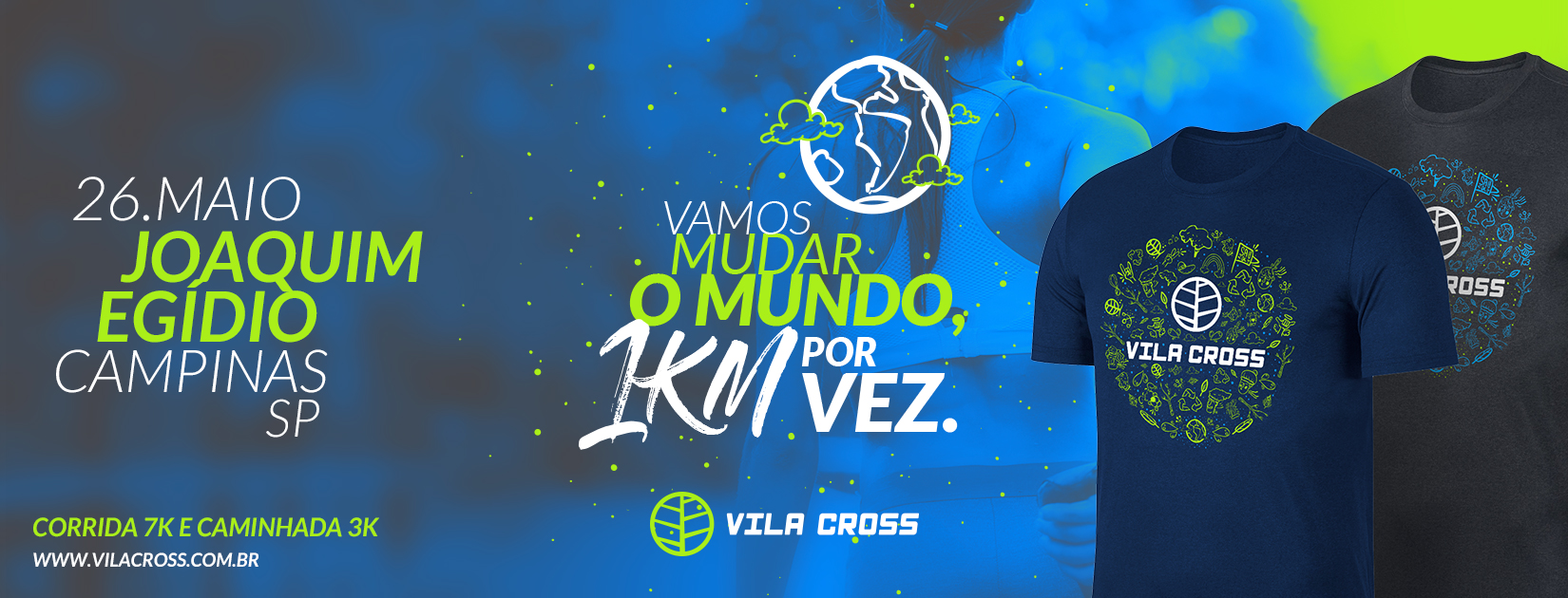 Corrida Vila Cross