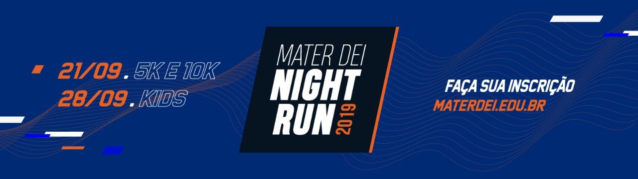5ª MATER DEI NIGHT RUN