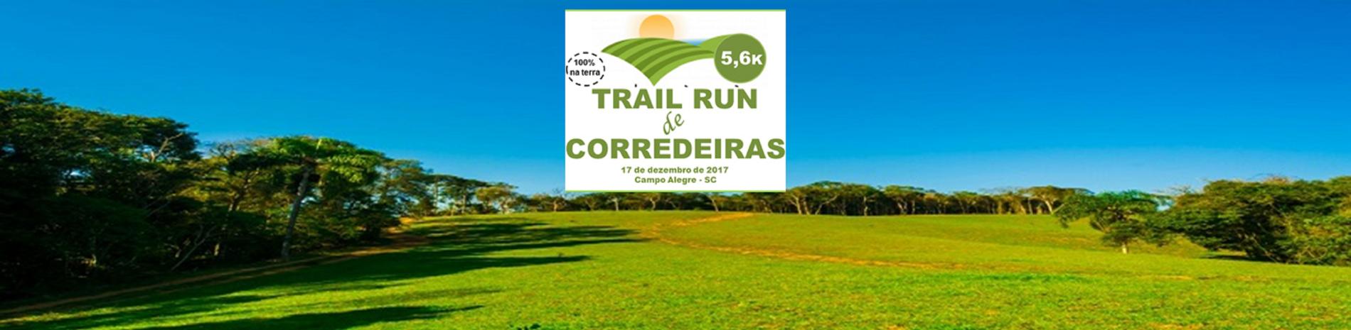 TRAIL RUN DE CORREDEIRAS - Imagem de topo