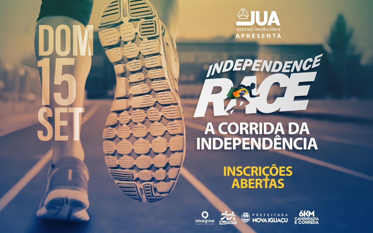 INDEPENDENCE RACE - CORRIDA DA INDEPENDÊNCIA