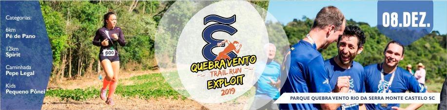 QUEBRAVENTO TRAIL RUN EXPLOIT 2019