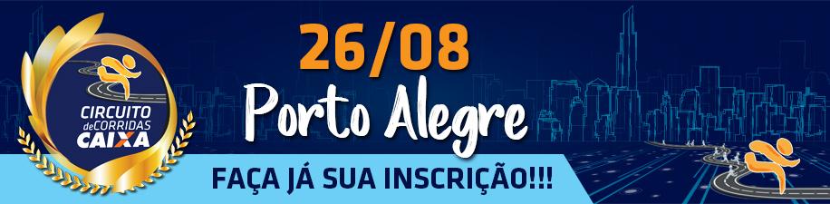 CIRCUITO DE CORRIDAS CAIXA - ETAPA PORTO ALEGRE