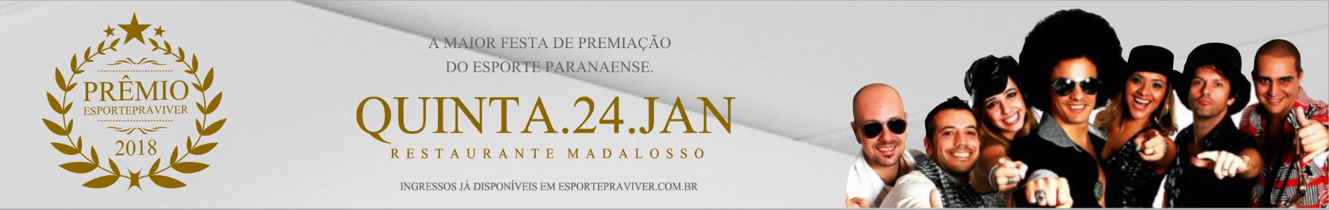 PRÊMIO ESPORTEPRAVIVER 2018