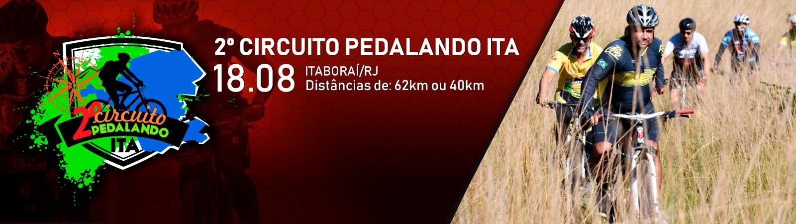 2º CIRCUITO PEDALANDO ITA - 2019