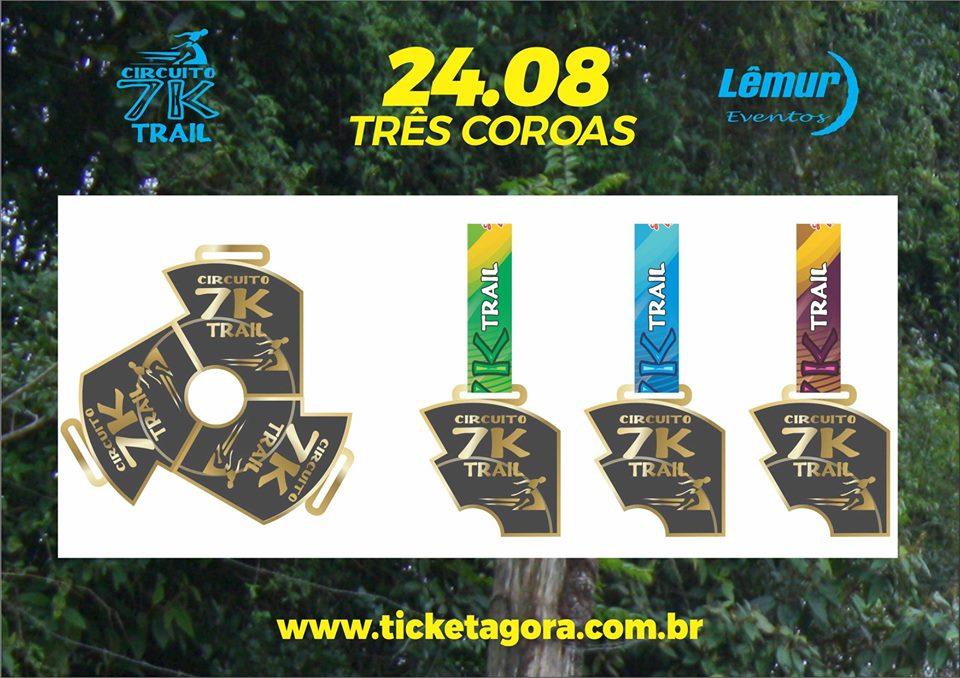 CIRCUITO TRAIL 7K - DESAFIO DO PARANHANA