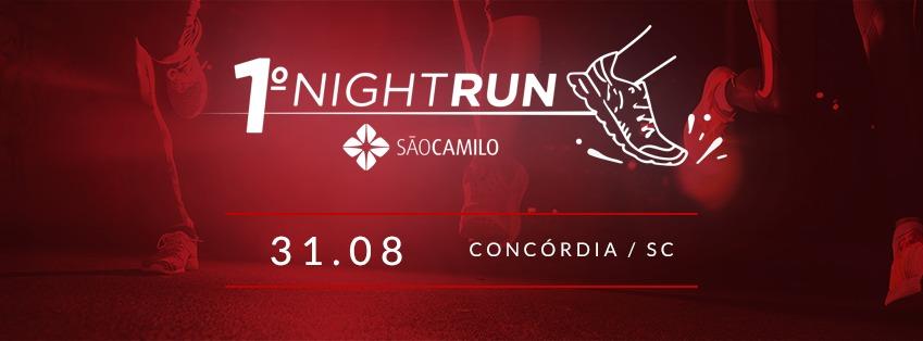 1ª NIGHT RUN SÃO CAMILO