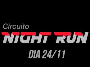 CIRCUITO NIGHT RUN - ETAPA SÃO PAULO - Imagem de topo