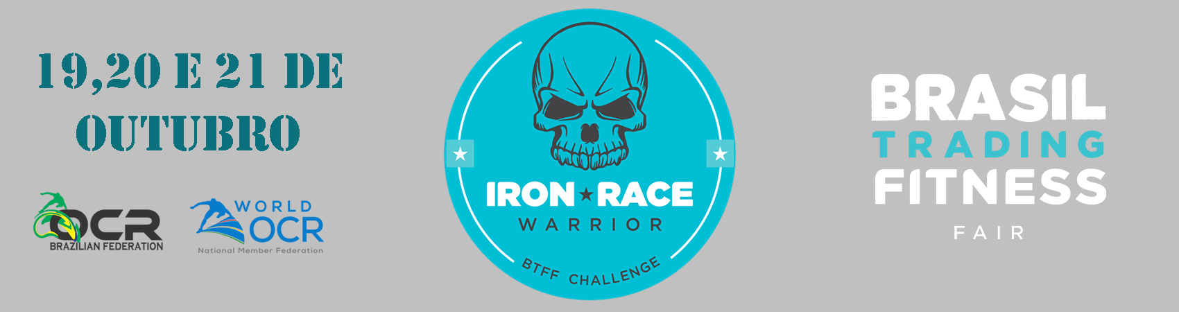IRON RACE WARRIOR - BTFF CHALLENGE